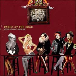 Panic! At The Disco - A Fever You Can't Sweat Out CD - ATCD 10221