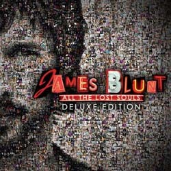 James Blunt - All The Lost Souls Deluxe Edition CD - ATCD 10271