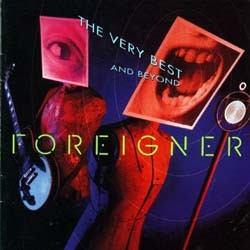 Foreigner - The Very Best & Beyond CD - ATCD 9954
