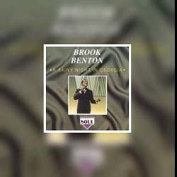 Brook Benton - Nothing Can Take The Place Of You CD - ATXD 1116