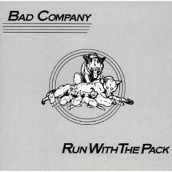 Bad Company - Run With The Pack CD - ATXD 32