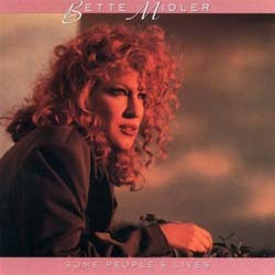 Bette Midler - Some People's Lives CD - ATXD 58
