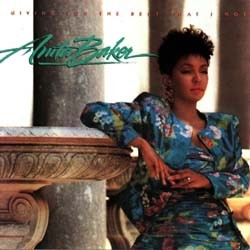 Anita Baker - Giving You The Best CD - ATXD 60