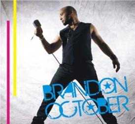 Brandon October - Brandon October CD - BAKKCD100