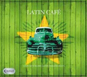 Latin Cafe CD - BARDCD19