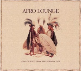 Afro Lounge CD - BARDCD30