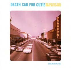 Death Cab For Cutie - You Can Play These Songs With Chords CD - BARK 28