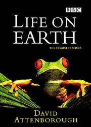 Life On Earth DVD - BBCDVD-1233L