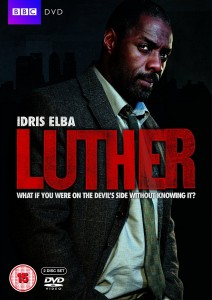 Luther: Series 1 DVD - LBBCDVD3198