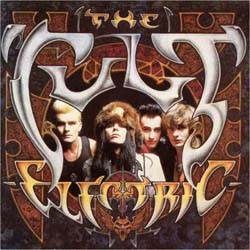 The Cult - Electric CD - BBL 80CD