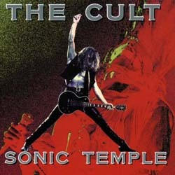 The Cult - Sonic Temple CD - BBL 98CD