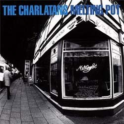 The Charlatans - Melting Pot-Best Of CD - BBQCD 198