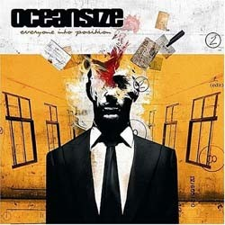 Oceansize - Everyone Into Position CD - BBQCD 244