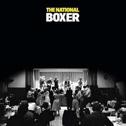The National - Boxer CD - BBQCD252