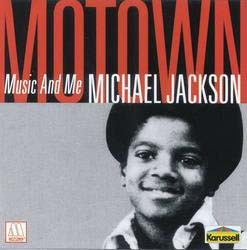 Michael Jackson - Music And Me CD - BUDCD 1038