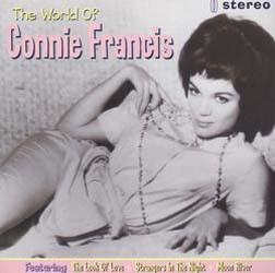 Connie Francis - The World Of Connie Francis CD - BUDCD 1071