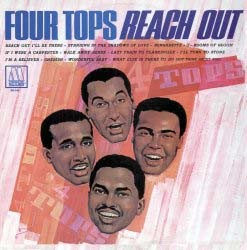 Four Tops - Reach Out I'Ll Be There CD - BUDCD 1092