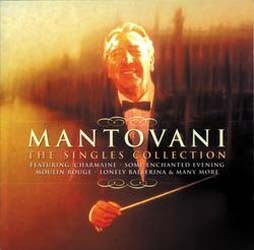Mantovani - The Singles Collection CD - BUDCD 1114