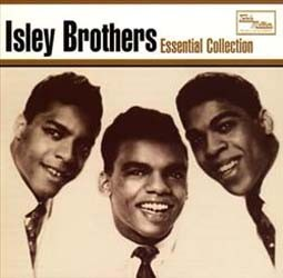 The Isley Brothers - Essential Collection CD - BUDCD 1129