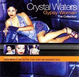 Crystal Waters - Gypsy Woman - The Collection CD - BUDCD 1155