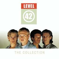 Level 42 - The Collection CD - BUDCD 1204