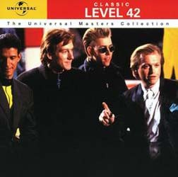 Level 42 - Universal Masters CD - BUDCD 1238