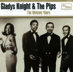 Gladys Knight & The Pips - The Motown Years CD - BUDCD 1264