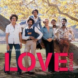 Commodores - Love Songs CD - BUDCD 1298