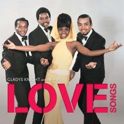 Gladys Knight & The Pips - Love Songs CD - BUDCD 1300