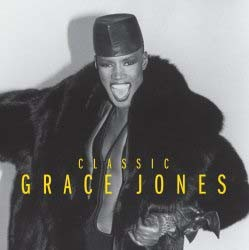 Grace Jones - The Masters Collection CD - BUDCD 1310