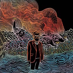 Iron And Wine - Kiss Each Other Clean CD - CAD-3103CD