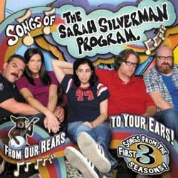 Sarah Silverman - Songs Of The Programme CD - CCR 0096