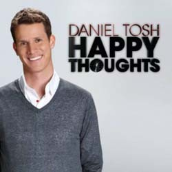 Daniel Tosh - Happy Thoughts CD - CCR 0116