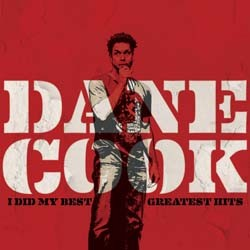 Dane Cook - I Did My Best - Greatest Hits CD - CCR 0119