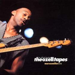Marcus Miller - The Ozell Tapes CD - CD 83582
