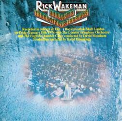 Rick Wakeman - Journey To The Centre Of The Earth CD - 00828 3936212