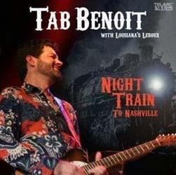 Tab Benoit - Night Train To Nashville CD - CD83674