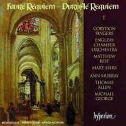 Faure And Durufle - Requiem;Corydon Singers,Best CD - CDA 67070