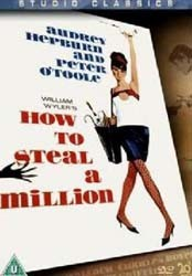 How to Steal a Million DVD - 0103501009