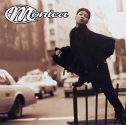Monica - Miss Thang CD - CDAST299