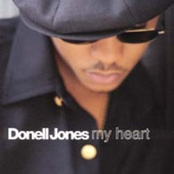 Donell Jones - My Heart CD - CDAST318
