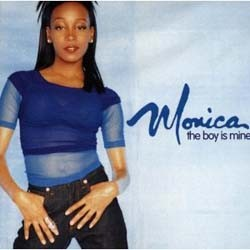 Monica - The Boy Is Mine CD - CDAST363