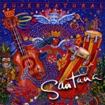 Santana - Supernatural CD - CDAST383