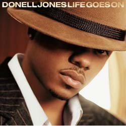 Donell Jones - Life Goes On CD - CDAST432