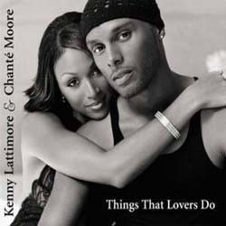 Kenny Lattimore And Chante Moore - Things That Lovers Do CD - CDAST443