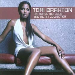 Toni Braxton - Un-Break My Heart: The Remix Collection CD - CDAST480