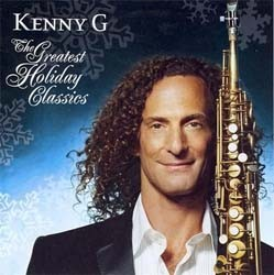 Kenny G - The Greatest Holiday Classics CD - CDAST487