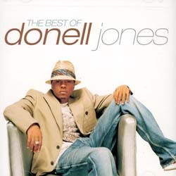 Donell Jones - The Best Of CD - CDAST509
