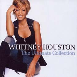 Whitney Houston - The Ultimate Collection CD - CDAST511