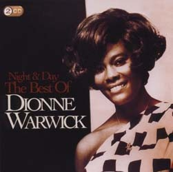 Dionne Warwick - Night And Day: The Best Of CD - CDAST528